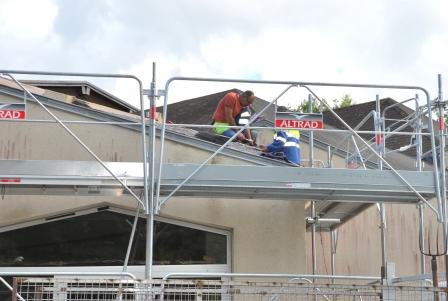 Hall polyvalent toit août 2014 pour site