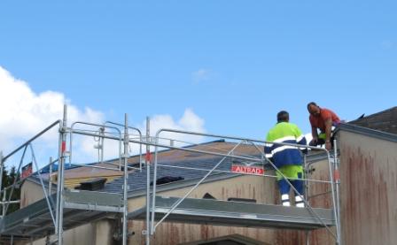 extrait toiture pour site