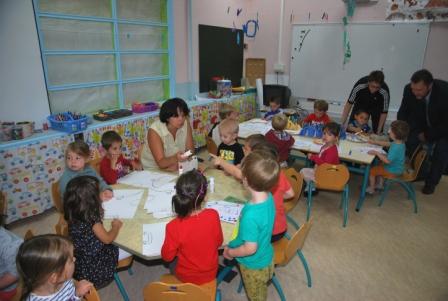 1ers ateliers pour les maternelles - site
