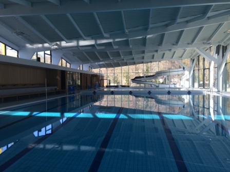 ouverture de la piscine ce week end