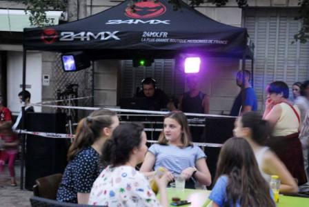 DJ café du commerce