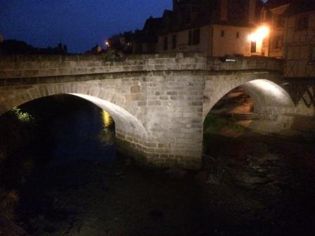 pont terrade éclairé
