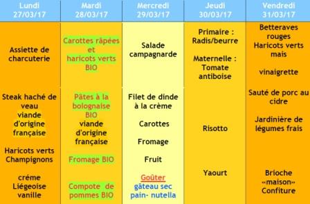 menu 13