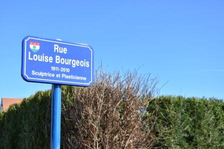 panneau Louise Bourgeois