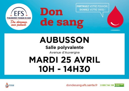 don du sang_aubusson