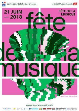 fête Zique 2018 affiche  site