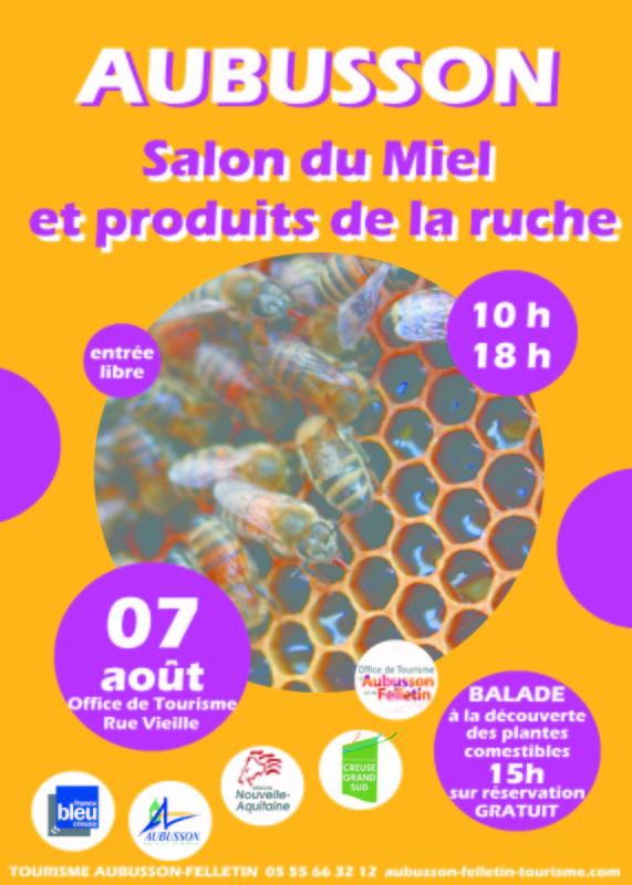 2018 Salon Miel Affiche BD (1)