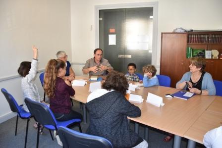 Première réunion 1