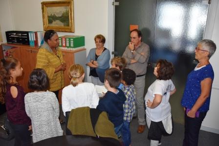 Première réunion Myriam