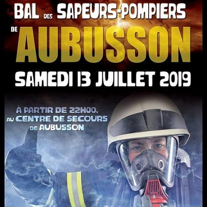 Bal pompiers 14 juillet