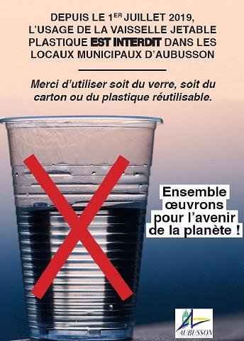 Affiche plastique interdit (2)