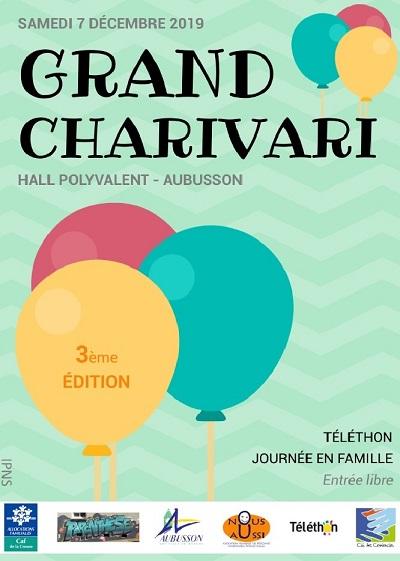 Grand Charivari affiche (2)