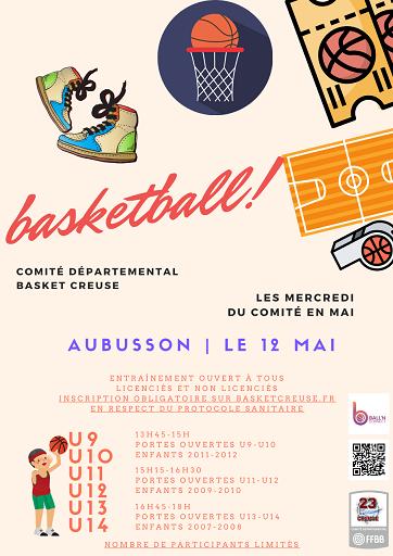 Basket ball 12 mai 2021
