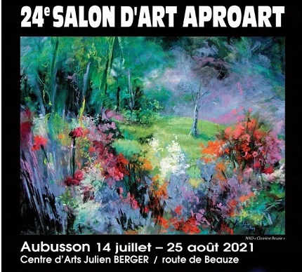 thumbnail_APROART - Exposition 2021 SITE